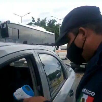 Activan código rojo en Chetumal, ante incremento de casos de Covid-19