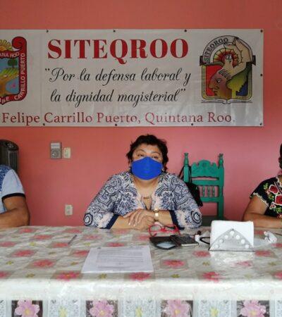 Pide Siteqroo suspender clases en la Zona Maya por carencia de Internet
