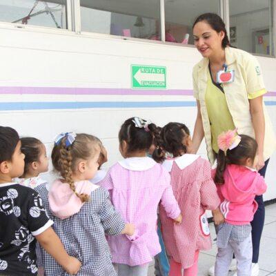 Hasta el 20 de julio recibirán a infantes en las guarderías del IMSS, aclara la institución