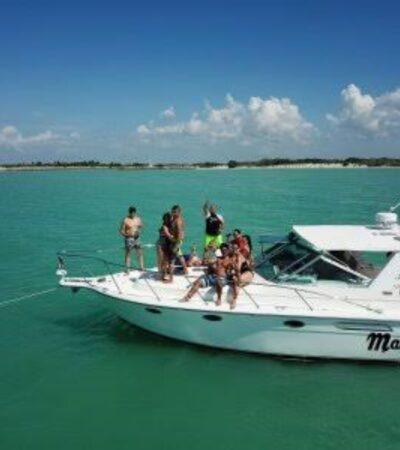 Califican de 'clasista' la decisión del Gobierno de Yucatán de activar marinas turísticas, pero playas públicas no