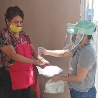 Implementa IMSS programa para surtir recetas de derechohabientes a domicilio y disminuir el contagio por Covid-19