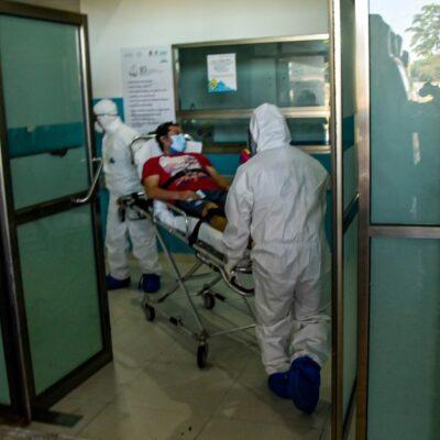 Se han invertido 618 mdp en el sector salud para atender la contingencia sanitaria