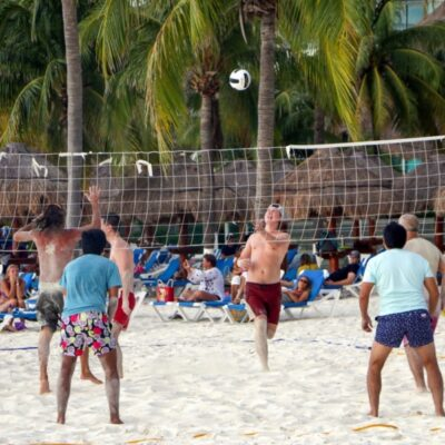 Cancún, Puerto Morelos e Isla Mujeres superan ocupación hotelera del 20 por ciento