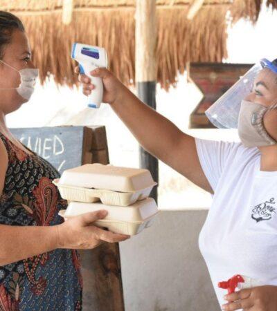 Puerto Morelos comienza a mostrar signos de recuperación económica y turística