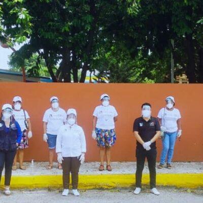 Conforman comité ciudadano para verificar el desarrollo de obras públicas en Puerto Morelos