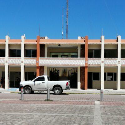 Ayuntamiento carrilloportense mantiene suspensión de labores no esenciales en sus oficinas