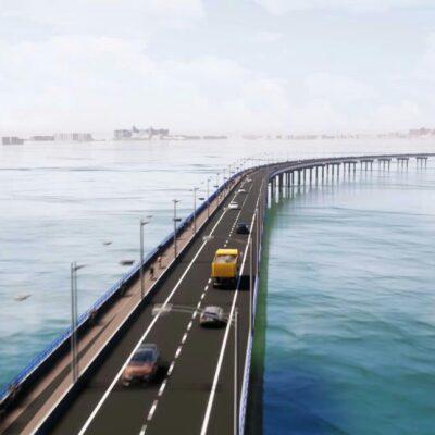 MITIGARÍA MÁS DEL 50% DE LOS PUESTOS DE TRABAJO PERDIDOS: Asegura Agepro que Puente Vehicular Nichupté crearía 4 mil empleos