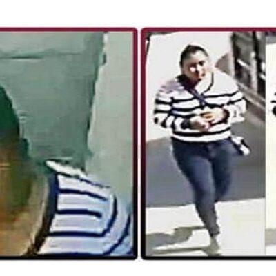 Ofrecen 300 mil pesos por información sobre presunta implicada en rapto del niño Dylan en Chiapas