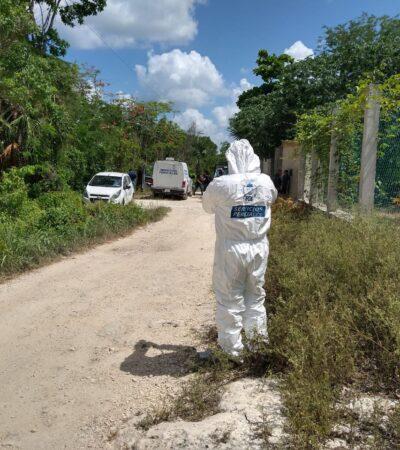 MALOS OLORES PRENDIERON LA ALERTA: Hallan restos humanos rumbo a Leona Vicario