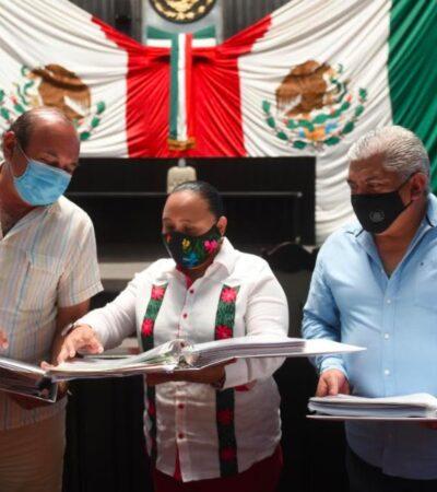 Recibe Congreso postulaciones al cargo de comisionado del IDAIP