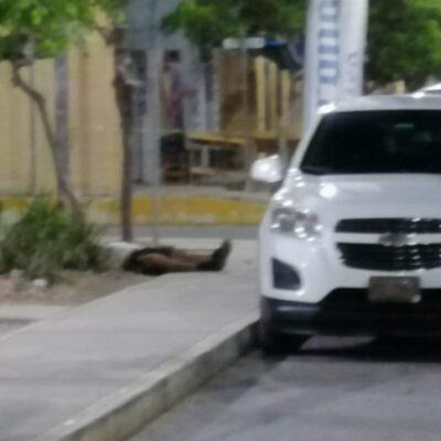 EJECUCIÓN EN PASEOS DEL MAR: Matan a balazos a un hombre durante la madrugada en Cancún