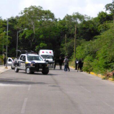 EJECUTADO EN LA REGIÓN 250: Tirotean a un hombre al salir de su casa en Fraccionamiento Villas del Mar Plus de Cancún