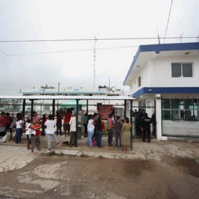 EFECTOS DE LA NUEVA CUARENTENA: Suspenden la visita familiar al Cereso de Chetumal