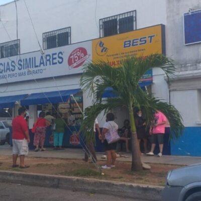 Pánico al coronavirus satura servicios de consultorios médicos en Cancún