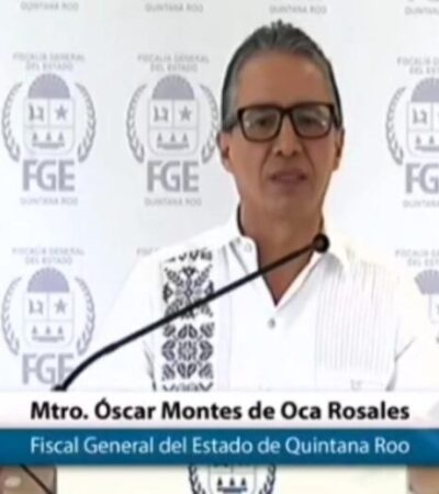 Detuvieron a 13 personas y rescató a 21 víctimas de trata en Cancún y Playa del Carmen, confirma FGE