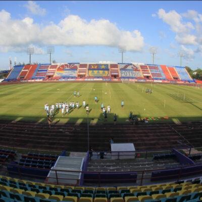 BORRARÁN EL PASO DEL ATLANTE POR CANCÚN: Avanzan planes para cambiar de imagen al estadio 'Andrés Quintana Roo' y recibir al Cancún FC