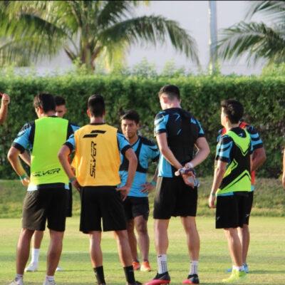 Confirman seis casos positivos al COVID-19 en el staff del Cancún FC