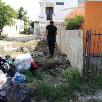 Ante abandono de la colonia Fidel Velázquez de Chetumal, piden habitantes ser incluidos en programas sociales