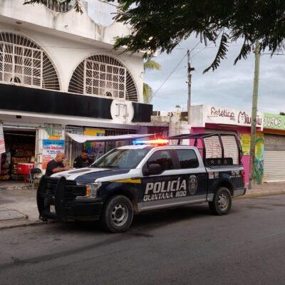 BALEADO EN CANCÚN: Hieren a un joven en la Región 101