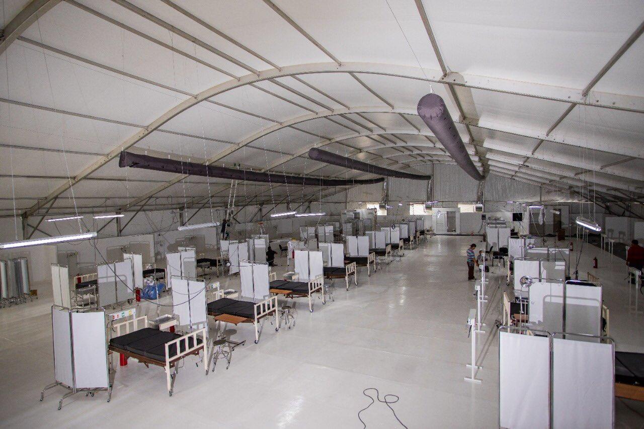AUMENTÓ LA MOVILIDAD Y TAMBIÉN LA TRANSMISIÓN: Reconce Gobernador que se necesita ampliar la capacidad hospitalaria de Quintana Roo