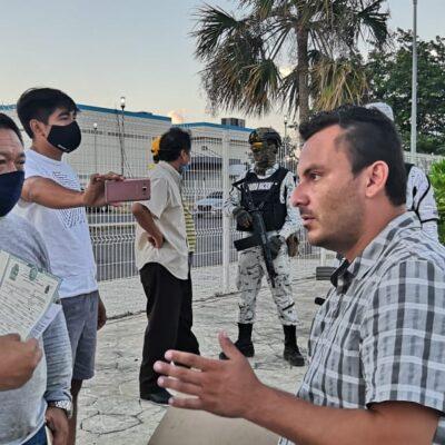 Dejan camioneta como garantía para pagar servicios funerarios en Cancún