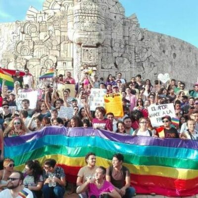 Insisten en Yucatán en aprobación del matrimonio igualitario