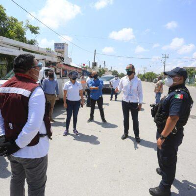 Detectan intentos de invasión de predios en Cancún