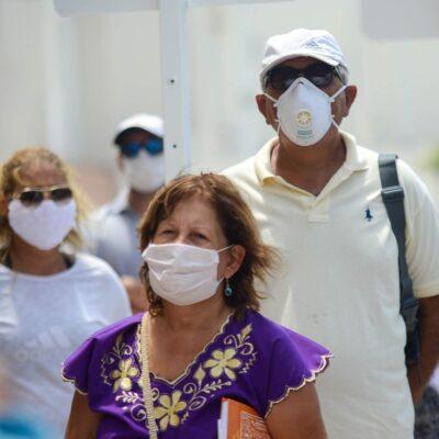 PREVENCIÓN, CLAVE PARA CONVIVIR CON EL VIRUS: Advierte Carlos Joaquín que se reforzarán medidas sanitarias para enfrentar el COVID-19 en QR
