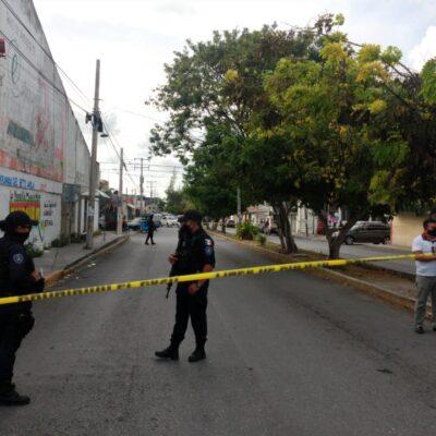 RAFAGUEAN A DOS JÓVENES EN CANCÚN: Reciben al menos siete disparos en un doble intento de ejecución en la Región 101