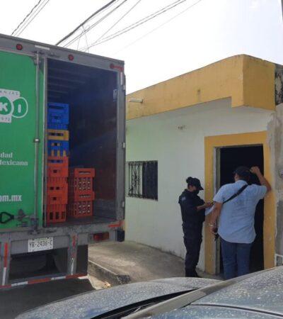 Cancún encabeza los robos con violencia en QR, confirma FGE