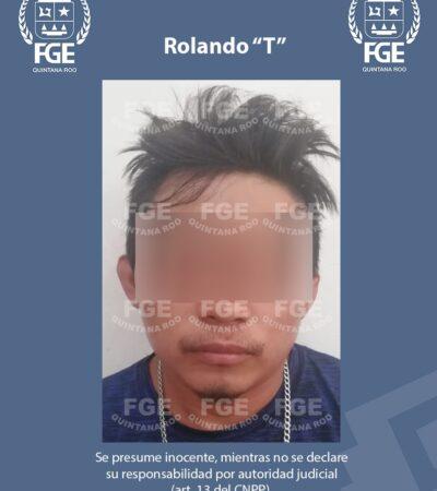 ASESINO POR UNA MOTO: Capturan a sujeto que mató a dos personas en Felipe Carrillo Puerto para robarles una motocicleta