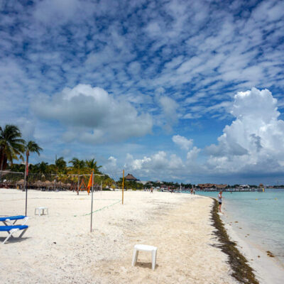 Cancún e Isla Mujeres superan el 20% de ocupación hotelera