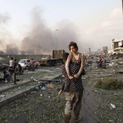 OMISIÓN Y TRAGEDIA: Dos mil 750 toneladas de nitrato de amonio causaron explosiones en Beirut