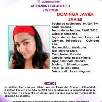 Se prende alerta por la desaparición de una mujer y sus hijos que sufrían violencia intrafamiliar en Playa del Carmen