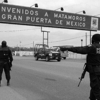 Joven estadounidense es hallada muerta en Matamoros; le arrancaron los dientes