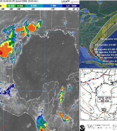 PRONÓSTICO DEL CLIMA: Temperaturas elevadas sin lluvias para Quintana Roo