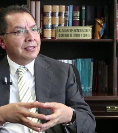 TROPEZÓ CON LA LEY: Destituyen e inhabilitan a magistrado por vender información confidencial