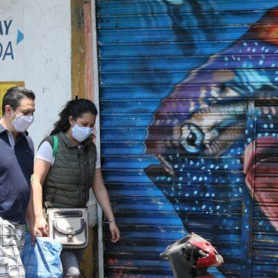 CAMPECHE EN COLOR AMARILLO: Es el primer estado en ubicarse en nivel medio de riesgo por COVID-19