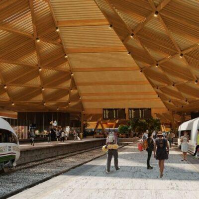 El norte de Quintana Roo será la zona más beneficiada con el Tren Maya, afirma Fonatur