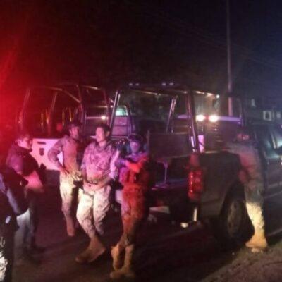 Detienen a marinos que secuestraron y robaron a una familia en Tabasco