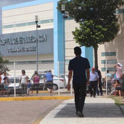 Denuncian que saturación del Hospital General de Cancún limita información de los pacientes