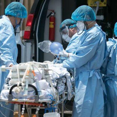 REGISTRA YUCATÁN 99 NUEVOS CASOS DE COVID-19: Van 12 mil 539 personas enfermas y mil 621 muertes