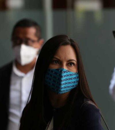 CÁMARA DE DIPUTADOS: PRI no alcanza mayoría calificada; Laura Rojas continuará como presidenta
