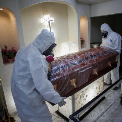 DÍA 70 DE LA NUEVA NORMALIDAD Y LA PANDEMIA NO CEDE: Rebasa México las 52 mil muertes por COVID-19