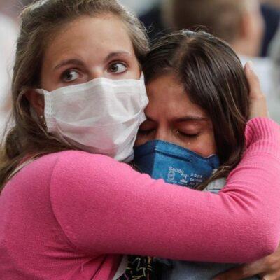 DESCONSUELO POR PANDEMIA: Rebasa México las 53 mil muertes por COVID-19