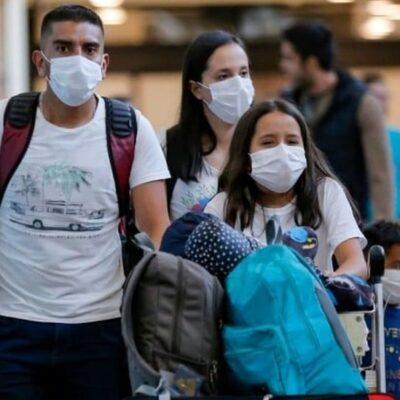 México rebasa el medio millón de contagios acumulados de COVID-19; muertes llegan a 55 mil 293