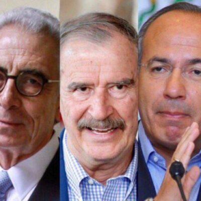 Senadores de Morena solicitan formalmente consulta popular para enjuiciar a expresidentes