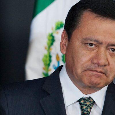 Cesar 'persecución política' contra Osorio Chong piden Ruiz Massieu y Moreno Cárdenas
