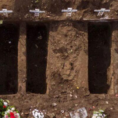 PROLONGADA Y DOLOROSA PANDEMIA: Supera México las 48 mil muertes por COVID-19