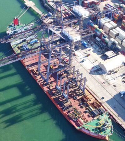 'Desembarcan' almirantes y vicealmirantes en direcciones de Administraciones Portuarias